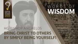Bring Christ to others by simply being yourself!
