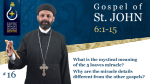 DD #16 - What is the mystical meaning of the 5 loaves miracle Why is it different from other gospels