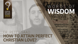 How to Attain Perfect Christian Love_Fr. Peter Saadl