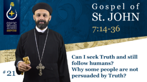 DD #21 - Can I seek Truth and still follow humans Why some people are not persuaded by Truth